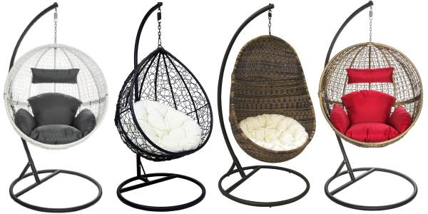oeuf suspendu un fauteuil vraiment tendance. Black Bedroom Furniture Sets. Home Design Ideas