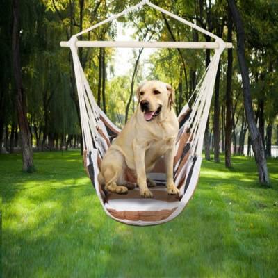Chaise suspendue pour le jardin